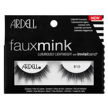 Faux-cils Faux Mink 810 Black