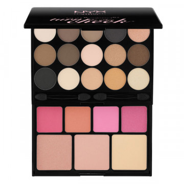 Butt Naked - Turn The Other Cheek Palette Multi-fonctions