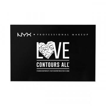 Love Contours All Palette Contouring