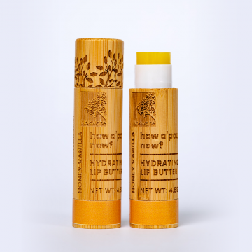 Beurre à Lèvres Miel & Vanille