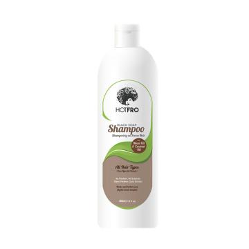 Shampooing au Savon Noir